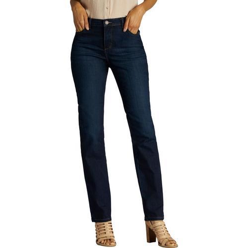 c2aa6f17 Lee Petite Instantly Slim Straight Jeans | Bealls Florida