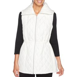 Ruby Road Favorites Petite Quilted Vest