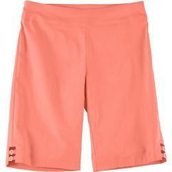 Counterparts Petite Super Stretch Ring Shorts