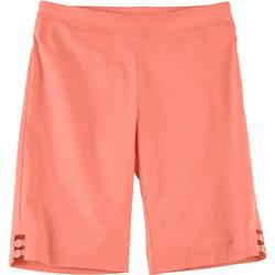 Petite Super Stretch Ring Shorts