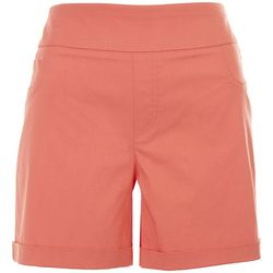 Counterparts Petite Stretch Shorts