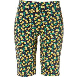 Petite Super Stretch Lemon Shorts