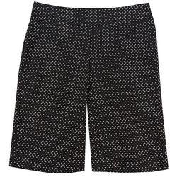 Counterparts Petite Mini Dot Print Skimmer Shorts