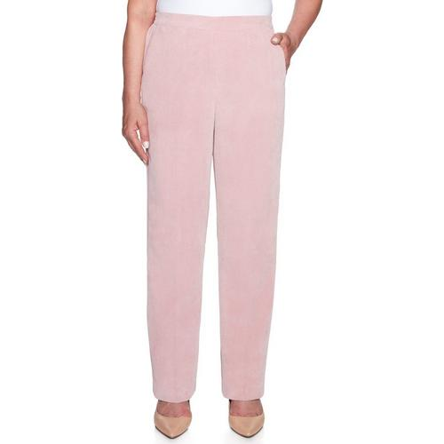 d1c4373a Alfred Dunner Petite Home For The Holidays Corduroy Pants