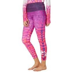 Loco Skailz Juniors Mackral Print Ankle Leggings