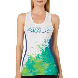 Loco Skailz Juniors Savage Mahi Logo Tank Top