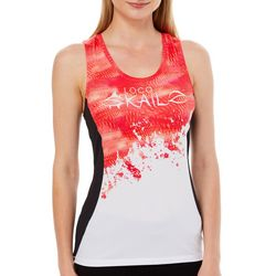 Loco Skailz Juniors Savage Snapper Logo Tank Top