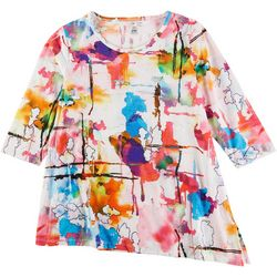Thomas & Olivia Womens Aquarelle Top