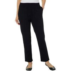 Sportelle Petite Embellished Pull On Pants