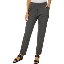 Cathy Daniels Petite Solid Pull On Pants