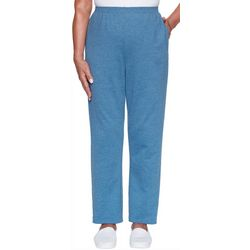 Alfred Dunner Petite Long Weekend Proportioned Pants