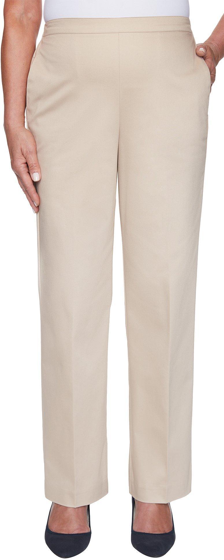 Counterparts Petite Bi-Stretch No Gap Pants