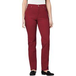 Gloria Vanderbilt Petite Amanda Tapered Leg Slim Jeans