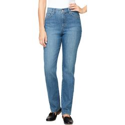 Gloria Vanderbilt Petite Amanda Supreme Stretch Denim Jeans