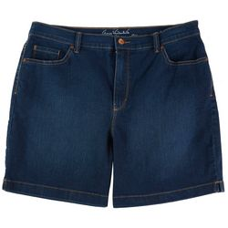 Gloria Vanderbilt Petite Denim Slimming Shorts