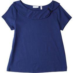 Rafaella Petite Mid Sleeve Top