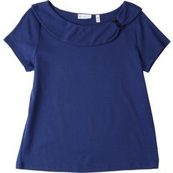 Petite Mid Sleeve Top