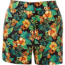 Recreation Tropical Printed Shorts