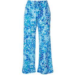 Petite Ultra Comfort Water Elastic Waist Pants
