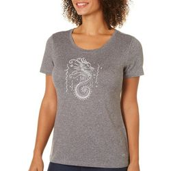 Reel Legends Petite Seahorse T-Shirt