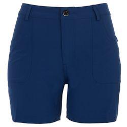 Reel Legends Petite Three Pockets Shorts