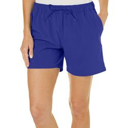 Reel Legends Petite Pull On Drawstring Shorts
