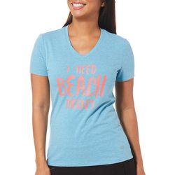 Reel Legends Petite Reel Fresh Beach Therapy T-Shirt