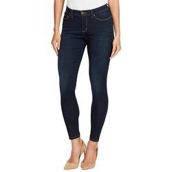 Vintage America Womens Body Positive Seamless Skinny Jeans