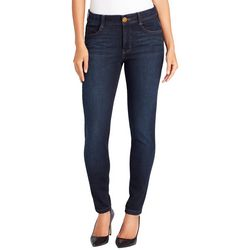 Vintage America Womens Body Sculpting Skinny Jeans