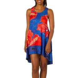 Leoma Lovegrove Womens Show Time Sleeveless Sundress