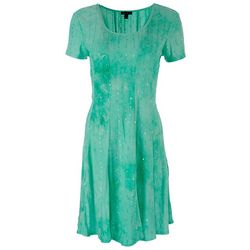 Sami & Jo Womens Sequin Dress