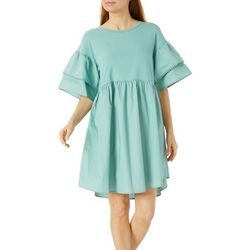 Bobeau Womens Baby Doll Dress