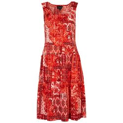 Connected Apparel Womens Babydoll Sundress