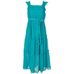 Womens All Tiered Dress