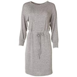 Womens Long Sleeve Sweater Dress