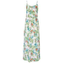 NAIF Late August Womens Zig Zag Maxi Dress
