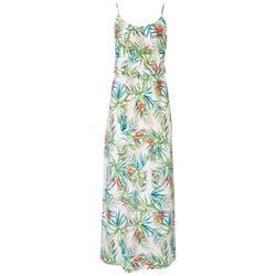 Late August Womens Zig Zag Maxi Dress