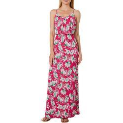 NAIF Womens Floral Maxi Dress