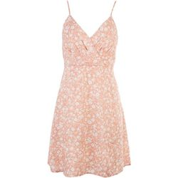 Gilli Womens Floral Flowy Sundress
