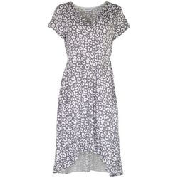 Gilli Womens Waist Tie Midi Dress