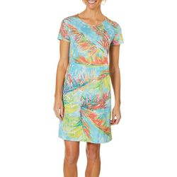 Leoma Lovegrove Womens Palms Away Sundress