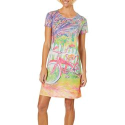 Leoma Lovegrove Womens Pink Racer Sundress