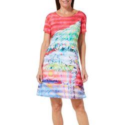 Leoma Lovegrove Womens Christmas Island Sundress
