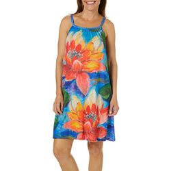 Leoma Lovegrove Womens Nymphea Sleeveless Sundress