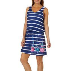 Leoma Lovegrove Womens Sailors Delight Popover Sundress