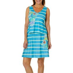 Leoma Lovegrove Womens Captian Jack Popover Sundress