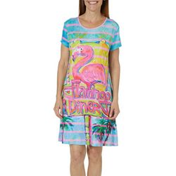 Leoma Lovegrove Womens Florida Road Trip Sundress