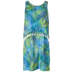 Womens Take Five Pop Over Dress