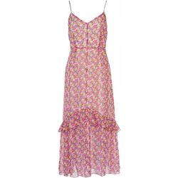 LUSH Womens Floral Maxi Dress
