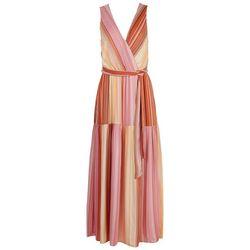 LUSH Womens Single Tier Maxi Dress